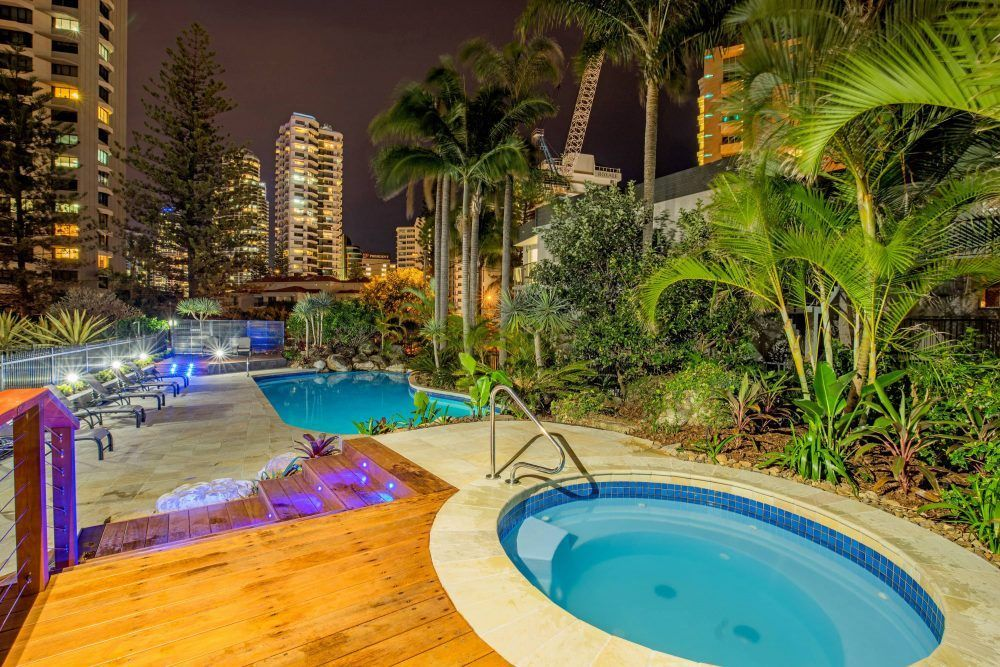 Surfers Paradise apartment resort accommodation