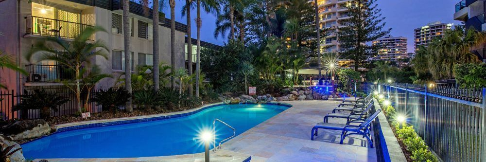 Surfers Paradise holiday resorts