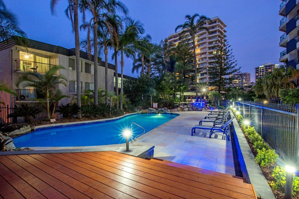 Surfers Paradise Apartments | Baronnet Apartments