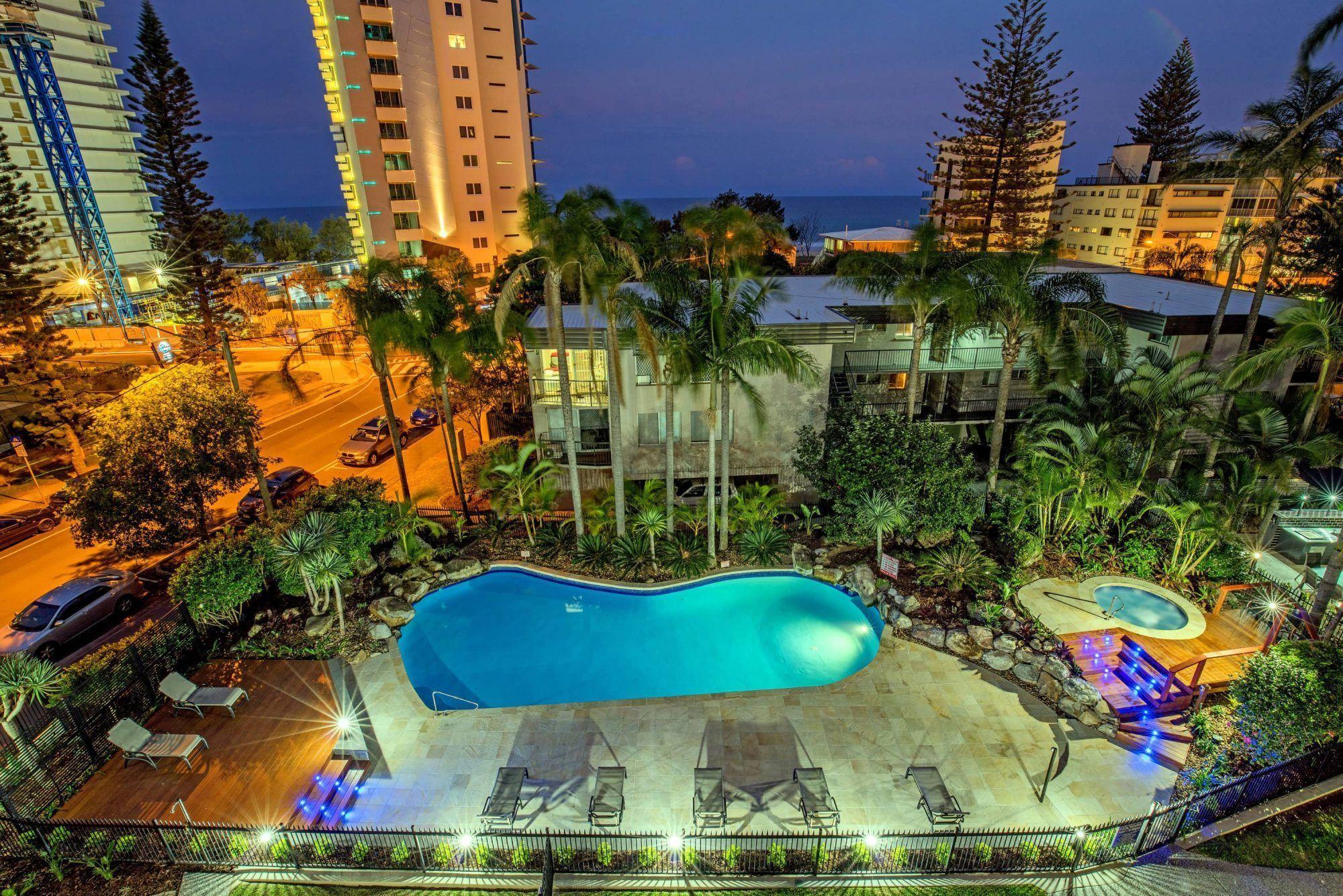 Baronnet Apartments | Gold Coast Accommodation