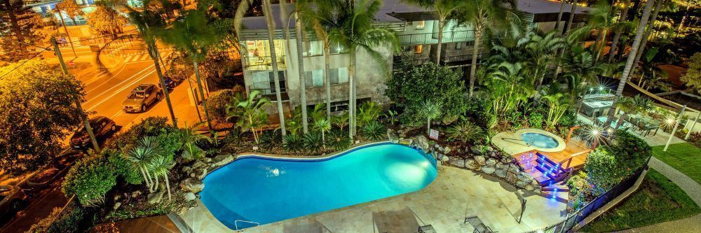 Surfers Paradise luxury resort