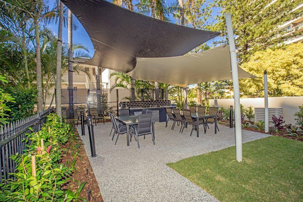 Gold Coast resort facilities