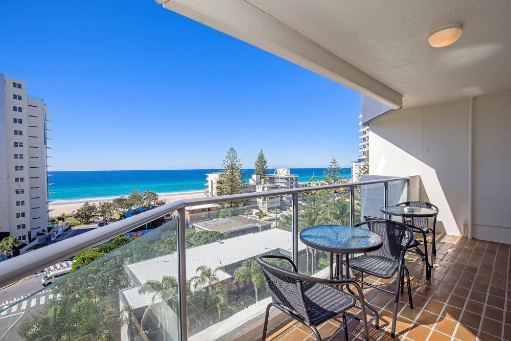 Surfers Paradise 2 bedroom accommodation