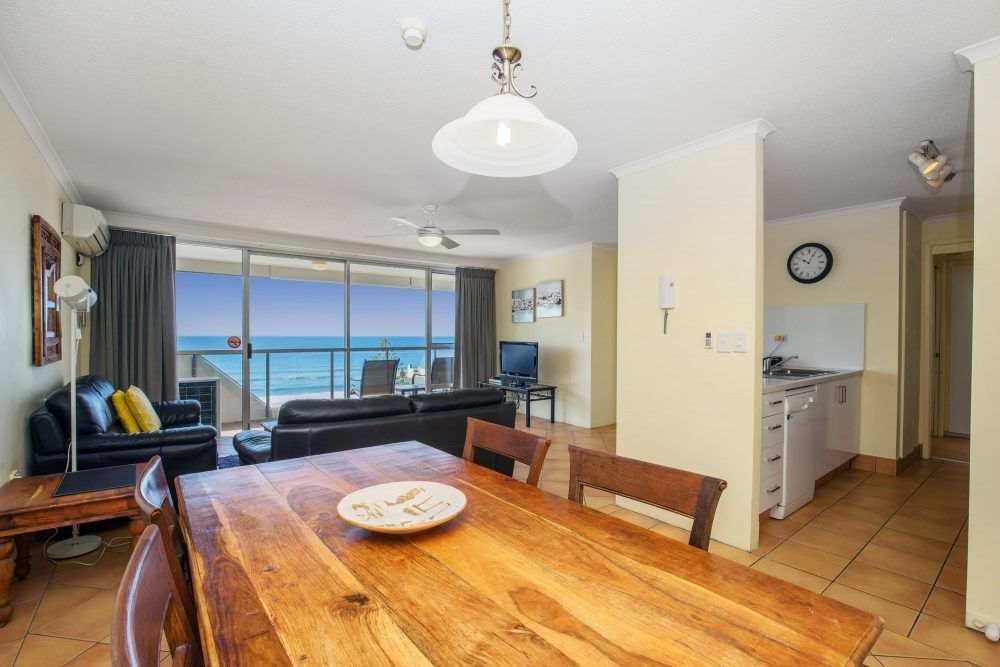 Gold Coast self contained accommodation