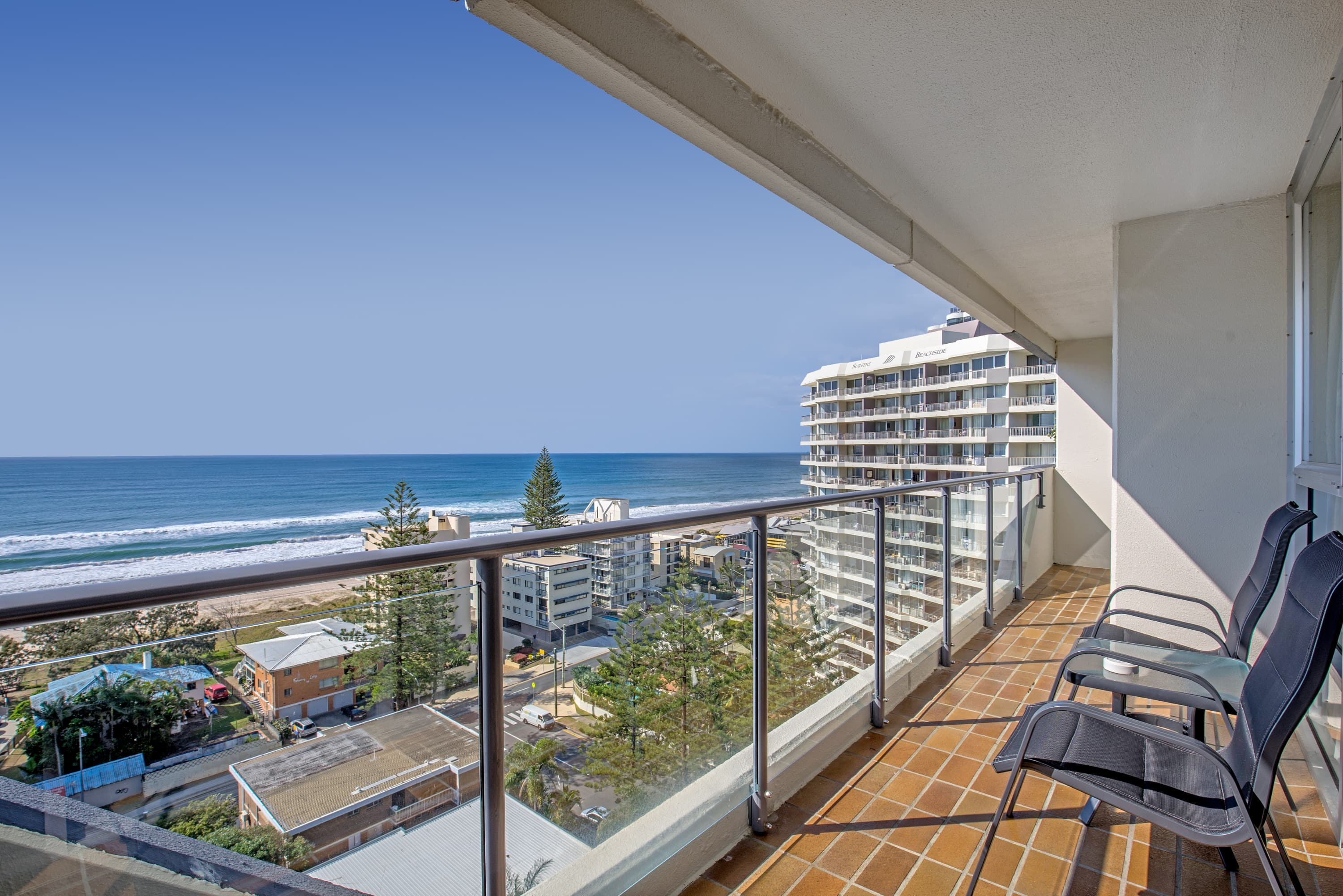 2 Bedroom Apartments Surfers Paradise | Baronnet Apartments