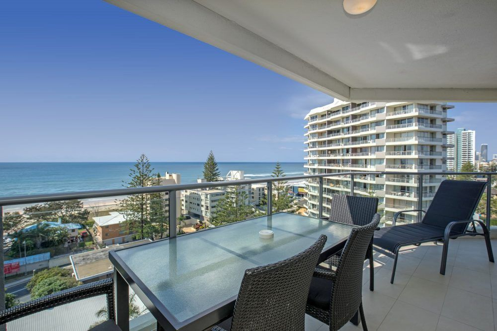 Gold Coast beachside accommodation