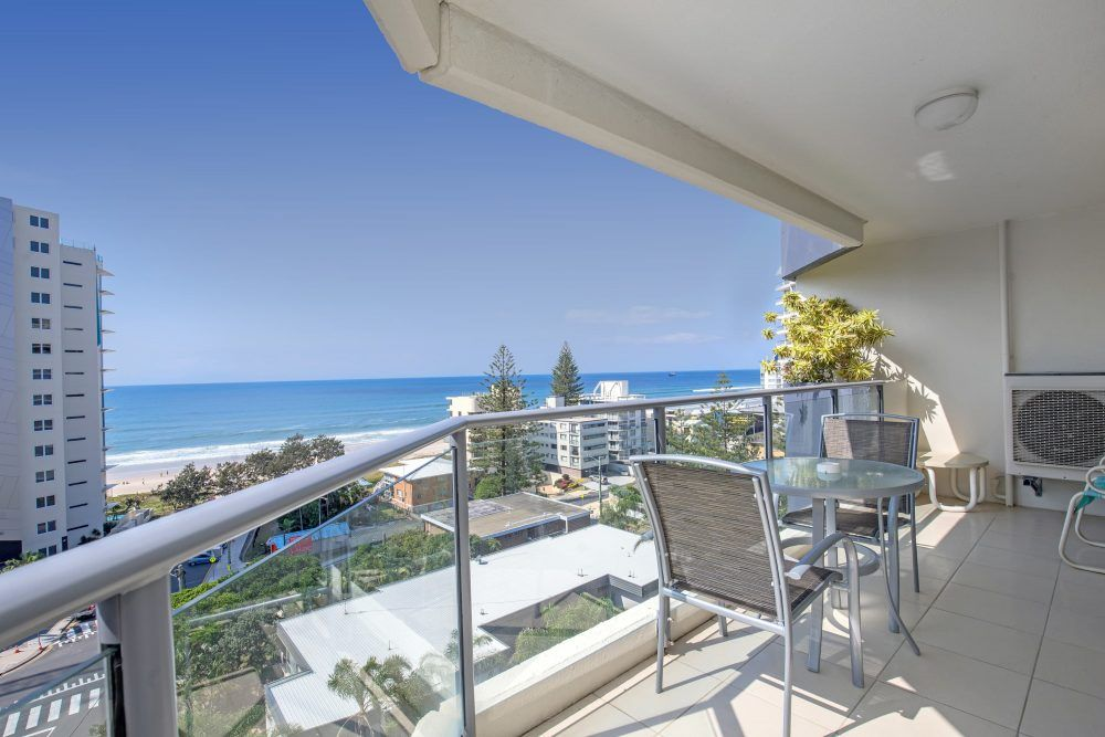 Gold Coast beachfront accommodation