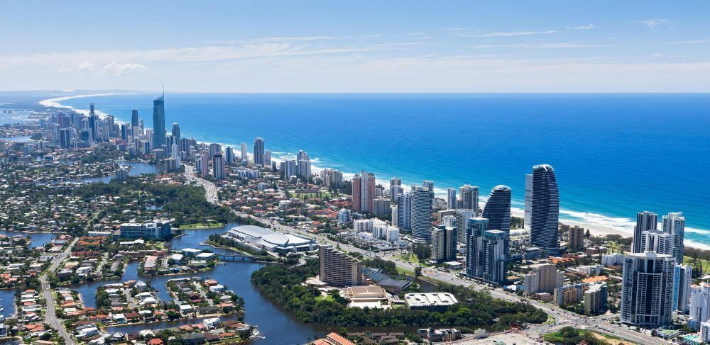 Baronnet Holiday Apartments in Surfers Paradise
